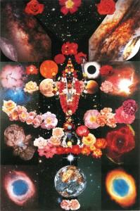 Akasha Ma Collage by Kalli Rose Halvorson